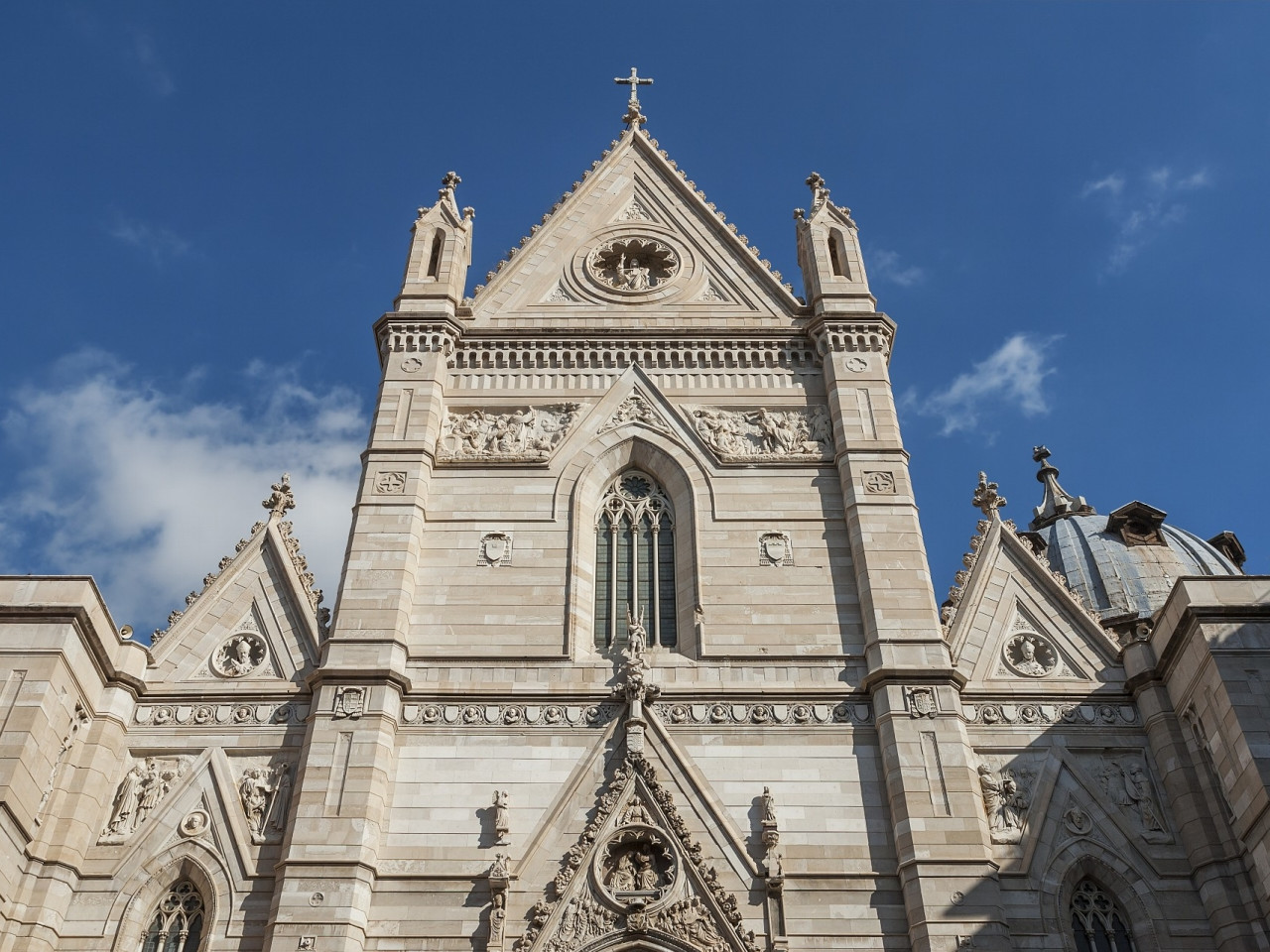 Naples private tour - Saint Gennaro Duomo