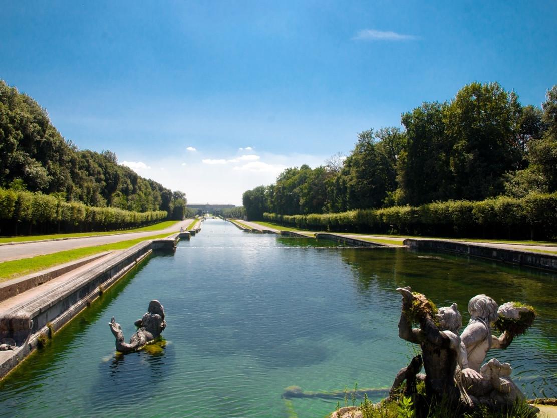 Caserta Royal palace tour - The Park of the Palace