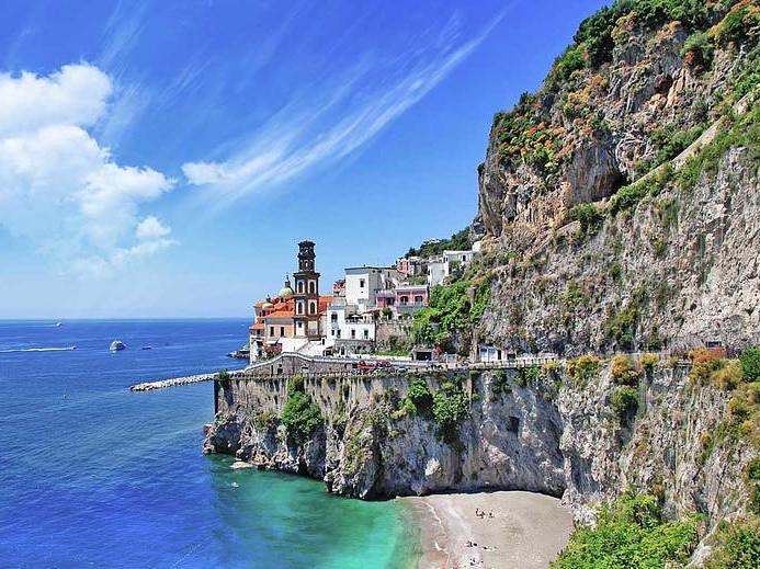 Tour della Costiera amalfitana - Amalfi