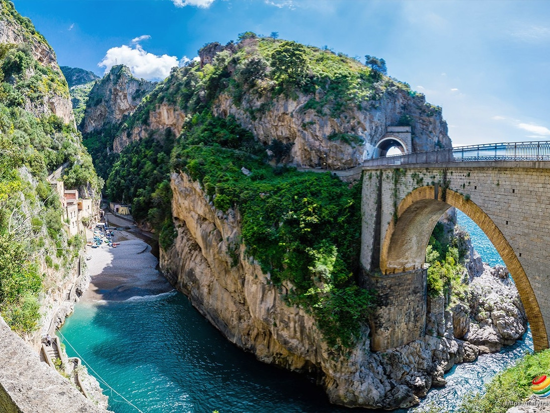 Tour Amalfi coast - Fiord of Furore, Furore