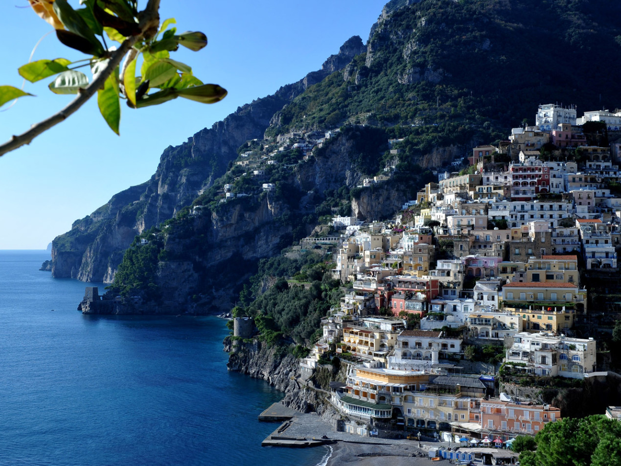 Positano - One of the most beautyful city on Amalfi coast
