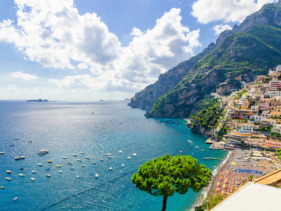 Tour della Costiera Amalfitana dal porto di Sorrento| My Positano Limo